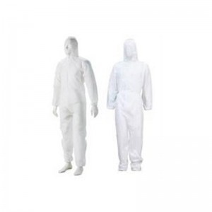 Casey Non Woven Disposable Full Body Coverall Suit -Size Medium