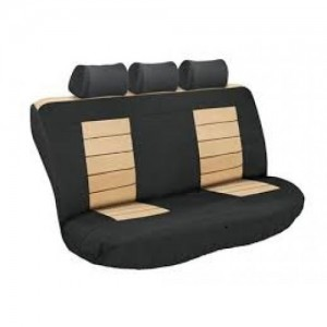 Stingray ULTIMATE HD REAR SEAT COVERS (BEIGE) Car Seat Covers