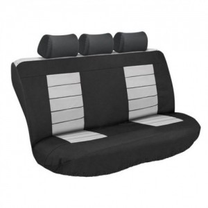 Stingray ULTIMATE HD REAR SEAT COVERS (GREY) Car Seat Covers