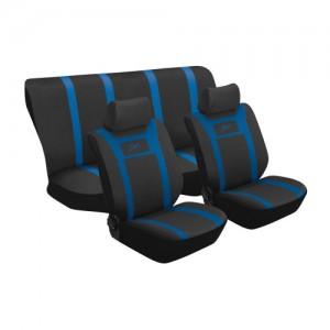 Stingray SPORT 6PC (BLUE) Car Seat Covers