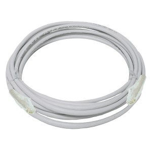 Linkbasic FLY-6A-5 5 Meter UTP Cat6a Patch Cable Grey