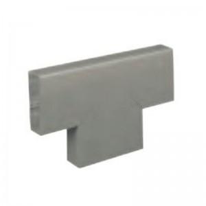 Decorduct 165x55 Flat Tee Grey