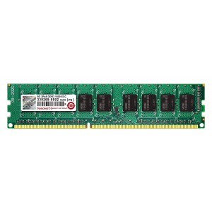 Transcend 8GB Unregistered ECC DDR3-1600 240-Pin