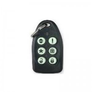 Sherlotronics (Sherlo) 6 Button ICON Remote Keyring - Code Hopping