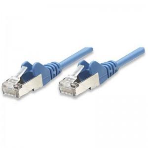 Intellinet 330862 10m Blue Cat5e Patch Cable