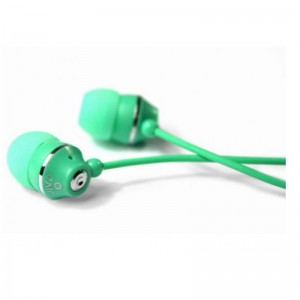 Jivo JI-1060G  Jellies - In Ear Headphones - Green