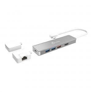 JCD375 USB-C™ Modular Multi-Adapter with 2 Kits