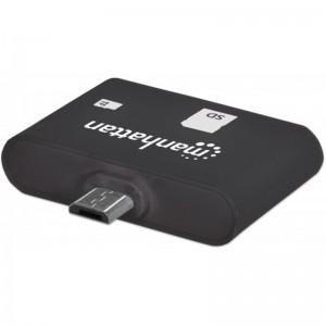 Manhattan 406208 imPORT SD - Mobile OTG Adapter