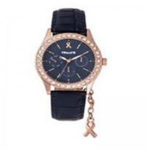 Tomato Ladies 'Bca' Charm,Navy Dial + Strap 38mm Watch