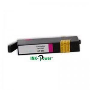Inkpower IP655M Generic for Hp No 655 Magenta Ink Cartridge