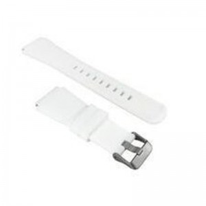 Tuff-Luv  G4_101 Replacement Strap Band for Samsung Gear S3 Classic Frontier - White (Small)