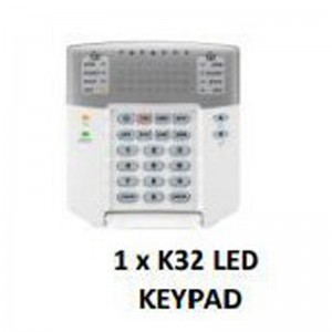 Paradox Spectra SP6000 16 Zone Full Kit (PA9132)