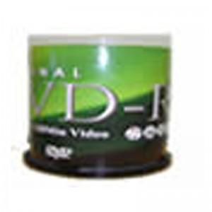 PrinQ DVD-R 16X Speed 50pk Non-Printable