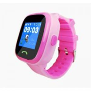 Polaroid Active Kids Tracking Watch with IPX 7 - Pink