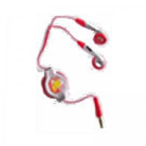 Tweety W6151-4C-TW Earphone Colour: Red / Silver