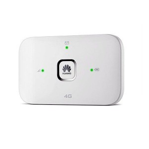 HUAWEI E5573 Mobile WiFi 3G / 4G (LTE) Router, Used - White