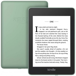 """All-new Kindle Paperwhite 2018 (10th gen) 6"""" (300 ppi) Waterproof , 8GB, Wi-Fi – Special Offers"""