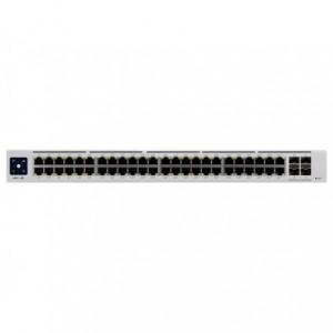 Ubiquiti 48 Port Gigabit 600W 48PoE 4SFP+ UniFi Switch