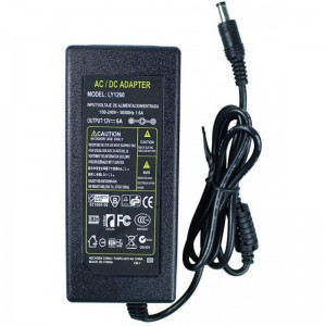 12V 6A 60W AC/DC Power Supply Adapter