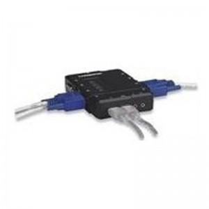Manhattan 151269 4-Port Compact KVM Switch - USB