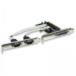 Manhattan 158251 Serial/Parallel Combo PCI Card