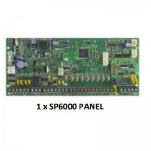 Paradox SP6000 /TM50 K/P Upgrade 8 Zone M/Box Kit (PA9150)