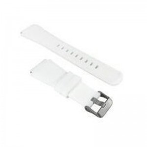 Tuff-Luv  G3_101 Replacement Strap Band for Samsung Gear S3 Classic Frontier - White(Large)