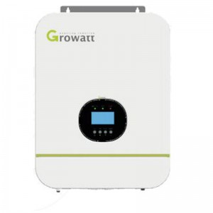 Growatt SPF5000TL-HVM-WVP 5000VA/5000W 48V Off-grid Pure Sine Wave Solar Inverter/Charge - High Voltage MPPT
