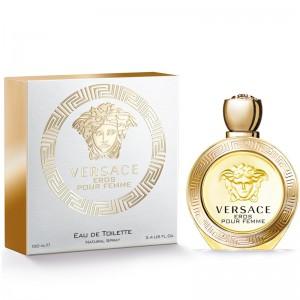 Versace Eros Pour Femme Eau De Toilette EDT Spray 100ml