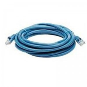 QiX  Q666-15mBlue 15m Cat 6 High Quality Patch Cable - Blue