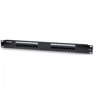 Intellinet 513548 16-Port Cat5e Patch Panel