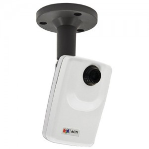 ACTi D12 3 Mp Full HD Indoor Cube Camera