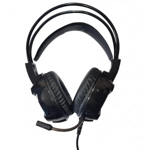 Gaming Headset with Mic USB Powered 2x3.5mm 32ohm 105dB
