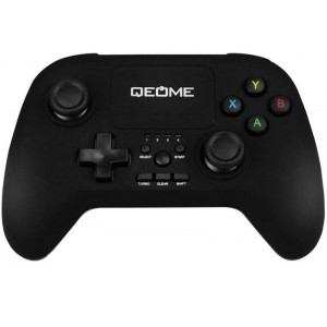 QEOME Bluetooth Gamepad for Android/iOS/PC(X-input)/PS3