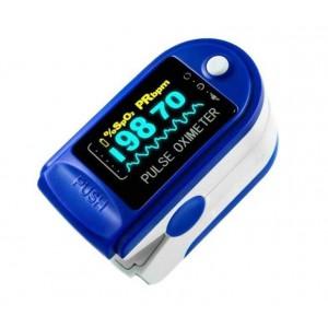 Fingertip Oximeter Blood Oxygen and Pulse Measurement