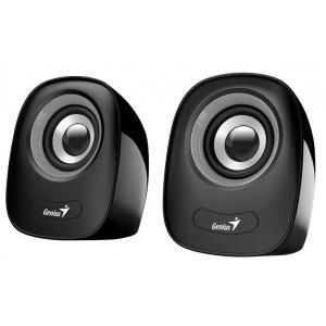 Genius SP-Q160 USB Powered 3.5mm Plug Desktop Speakers
