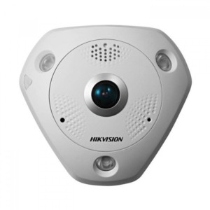 Hikvision 12MP Panoramic View IP Camera DS-2CD63C2F-I(V)(S)