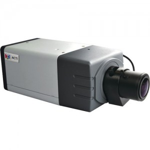 ACTi E22VA 2MP 2.8 to 12mm Indoor/Outdoor IP Box Camera