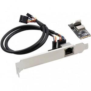 Dieuw M.2 1G Network Card for Realtek 8111H