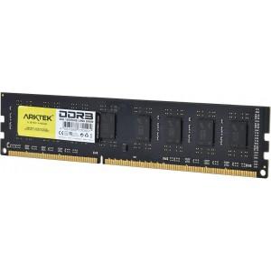 Arktek 4GB DDR3 1600Mhz 1.5v CL9 Desktop Memory