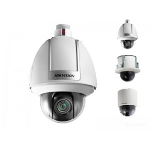 "Hikvision 37X Outdoor Analogue PTZ Camera. 1/3"" Sony CCD, ICR, 700TVL"