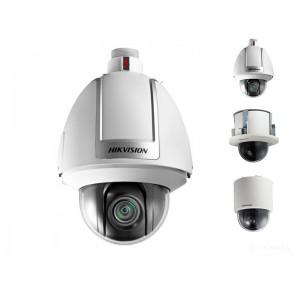 """Hikvision 37X Outdoor Analogue PTZ Camera. 1/3"""" Sony CCD, ICR, 700TVL"""