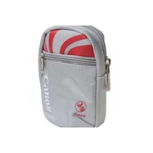 Canon Kaze Camera Bag (for IXUS series) - Silver