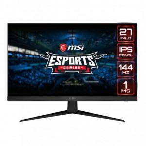 MSI Optix G271 27″ 1080P 144HZ IPS Gaming Monitor – Black