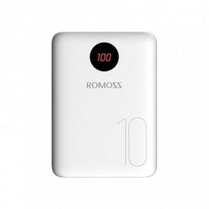 Romoss OM10 10 000mAh Power Bank – White