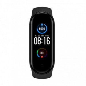 Xiaomi Mi Smart Band 5 Android & iOS Fitness Smart Watch - Black