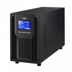FSP Champ 1000VA 900W 2x Type-M UPS – Black