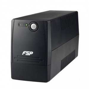 FSP FP800 800VA 2X Type-M UPS – Black