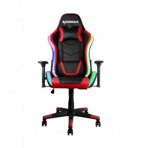Raidmax DK925 ARGB Gaming Chair – Black/Red