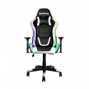 Raidmax DK925 ARGB Gaming Chair – Black/White